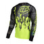 Troy Lee Designs Sprint Air SRAM TLD Jersey Men Code Flo Yellow